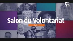 Salon du volontariat 2021 - Province de Liège